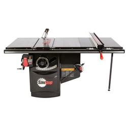 "SawStop 3 Phase Industrial Saw with 36"" Industrial Fence"