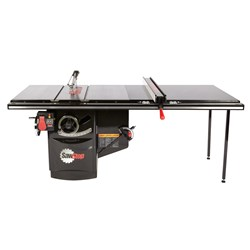 "SawStop Industrial Cabinet Saw with 52"" T-Glide Rail"