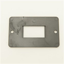 Replacement Switch Plate - suits SWT-J9301A Switch (56x88mm plate size)