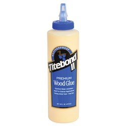 Titebond II Premium Wood Glue - 473ml