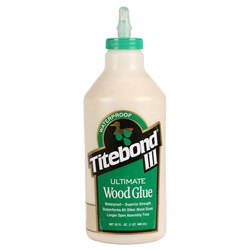 Titebond III Ultimate Wood Glue - 946ml