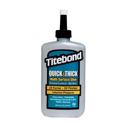 Titebond Quick & Thick Multi-Surface Glue