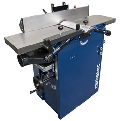 "Carbatec 10"" Combination Planer Thicknesser with Helical Cutterhead"