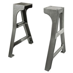 Teknatool Cast Iron Stand - Sold in Pairs
