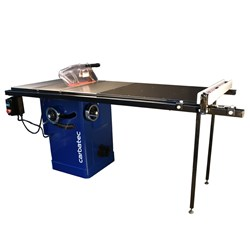 "Carbatec Professional 250mm Cabinet Saw with 50"" T-Glide Fence Kit"