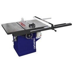 "Carbatec 12"" Cabinet Saw - 1 Phase"