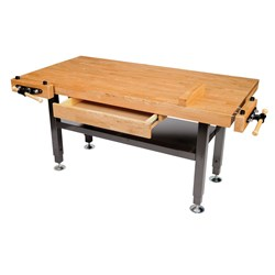 Carbatec Height Adjustable Workbench
