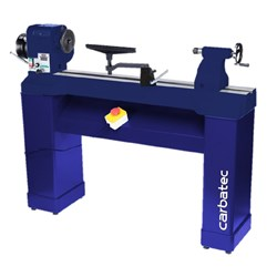 Carbatec Electronic Variable Speed Wood Lathe