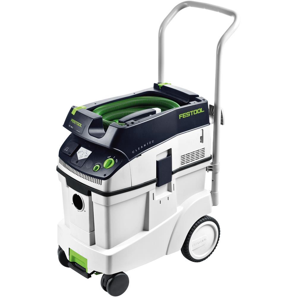 Festool CT 46l HEPA Class Dust Extractor | Vacuums - Carbatec