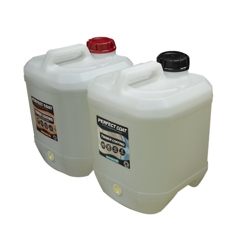 Perfect Coat 2 part Resin and Hardener - 20 litre Kit
