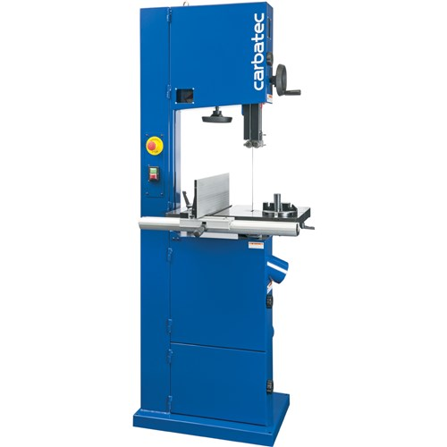 "Carbatec 14"" (345mm) Heavy Duty - High Capacity 2HP Bandsaw"