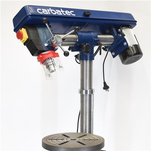 Carbatec 1/2 HP 5 Speed Radial Arm Drill Press