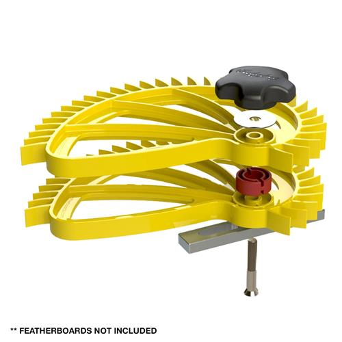 The Hedgehog Featherboard Stacking Accessory Kit