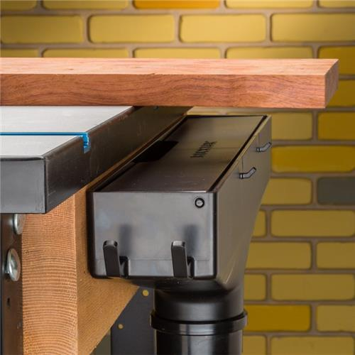 Rockler Dust Right® Bench Sweep