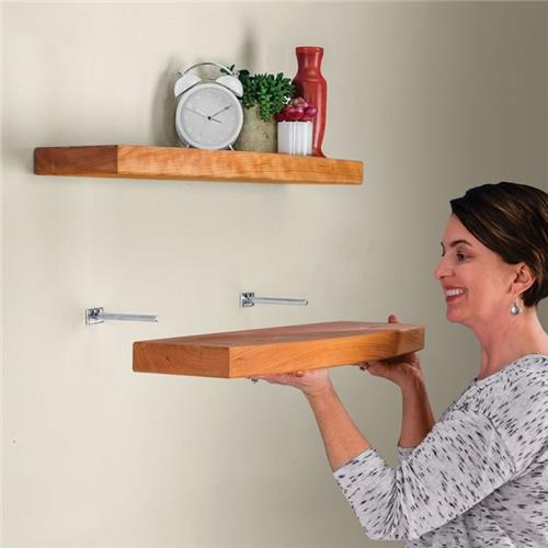 Rockler I-Semble Light-Duty Blind Shelf Supports