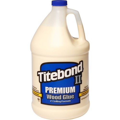 Titebond II Premium Wood Glue - 3.785ltr