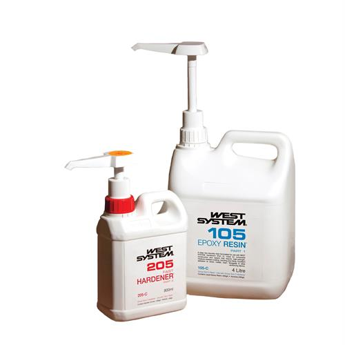 WEST SYSTEM Epoxy Resin - 500ml