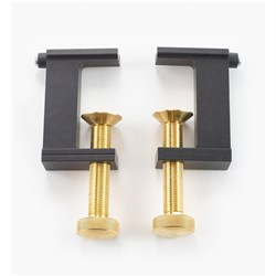 "Veritas Optional 2"" Capacity Clamps - Pair"