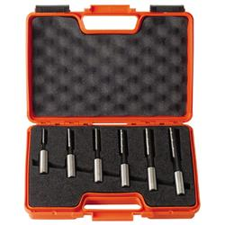 CMT 6 Piece Mortising Bit Set (Right Hand Rotation) - 16mm Shanks