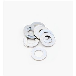 "Lee Valley Hex Bolt Washers to suit T-Slot Tracks - 5/16""-18 Thread - Pack of 10"