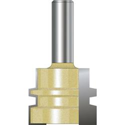 "Arden Reverse Glue Joint Bit - 38.1mm Diameter 1/2"" Shank"