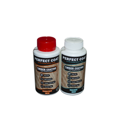Perfect Coat 2 part Resin and Hardener - 500ml Kit