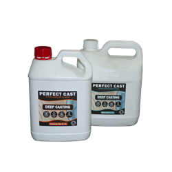 Perfect Cast 2 Part Resin and Hardener - Deep - 6 litre Kit