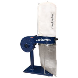 Carbatec Economy Dust Collector - 1 HP