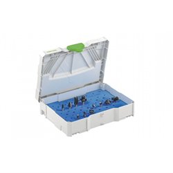 Festool Systainer SYS 1 T-Loc Router Cutter Storage Box