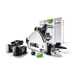 Festool TSC 55 160 mm Cordless Plunge Cut Saw Plus Li