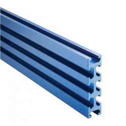 "Rockler 915mm Multi Tracks for Jigs & Custom Fence - 3"" x 3/4"""