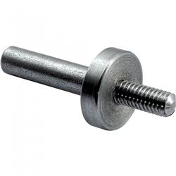 "Rockler Mandrel 1"" Shoulder with a 5/16"" Thread"