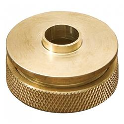 Brass Bush to suit Rockler Signmaker's Templates