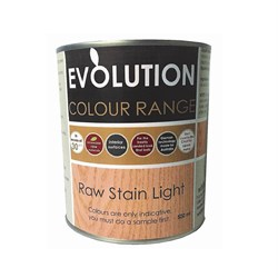 Raw Stain Light
