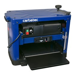 "Carbatec 317mm (12-1/2"") Benchtop Thicknesser"