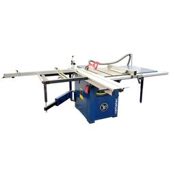 "Carbatec 12"" Panel Saw w/ Scriber on Cabinet Base"