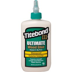 Titebond III Ultimate Wood Glue - 237ml