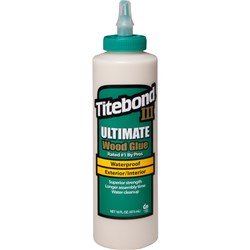 Titebond III Ultimate Wood Glue - 473ml