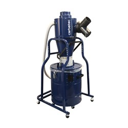 Carbatec In-Line Cyclone Dust Collector