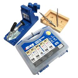 Kreg K4 Pocket Hole Jig with 675pce Screw Pack