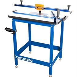 Carbatec Pro Router Table Kit with Solid Phenolic Top