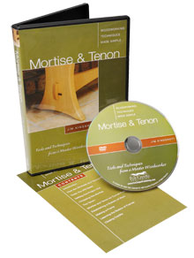 Product Review: DVD Mortise and Tenon