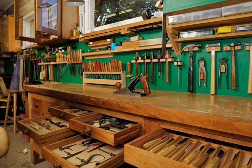 history of woodworking 2
