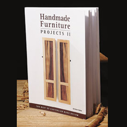 Product Review: Book - Handmade Furniture Projects II
