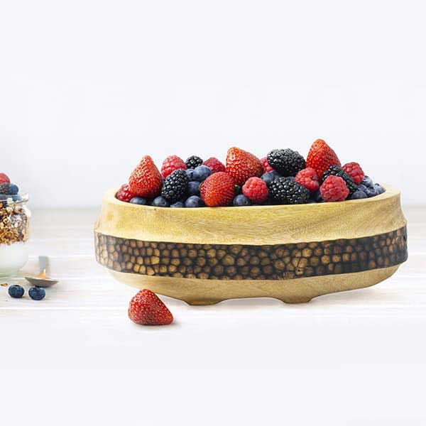 Berry Bowl Project