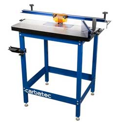 Carbatec Router Tables