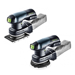 Battery Powered Festool Sander