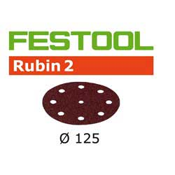 "Festool - 5"" / 125mm Diameter"