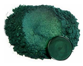 Eye Candy Dark Ocean Green