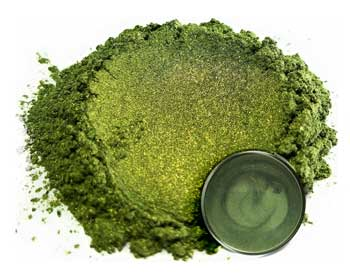 Eye Candy Matcha Green